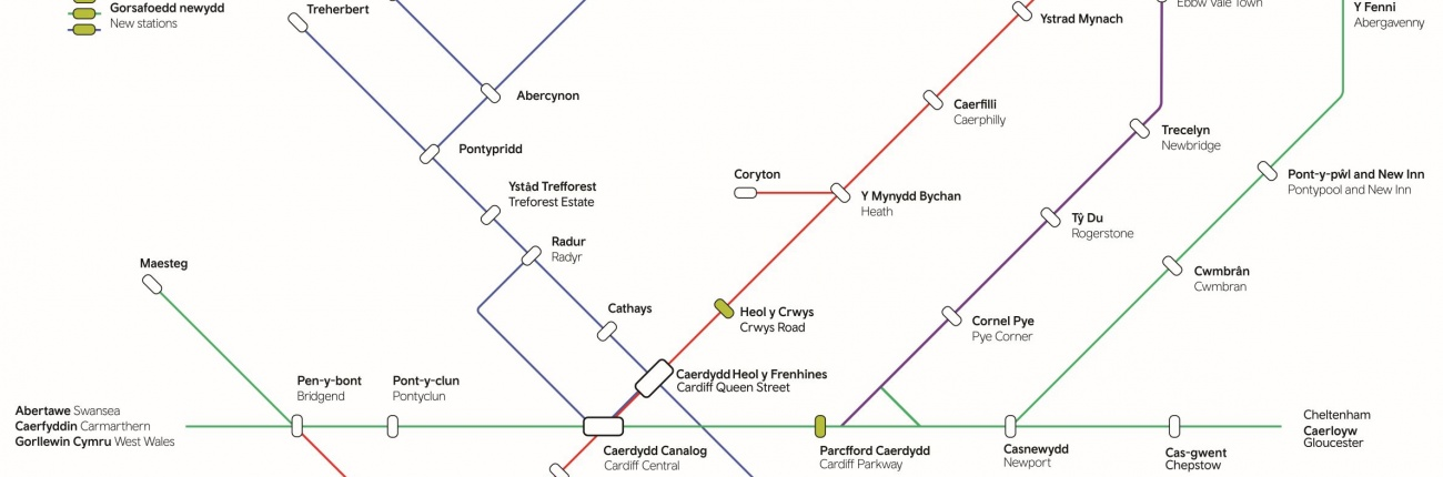 South Wales metro potential