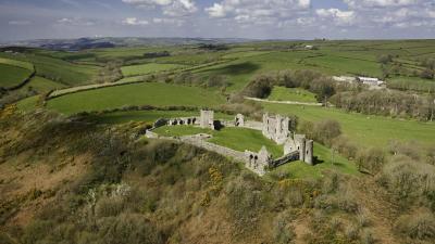 Castell Llansteffan (Cadw)